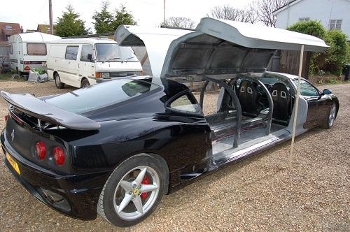 limousine avec chauffeur marseille